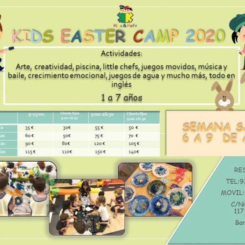 KIDS ESTER CAMP 2020