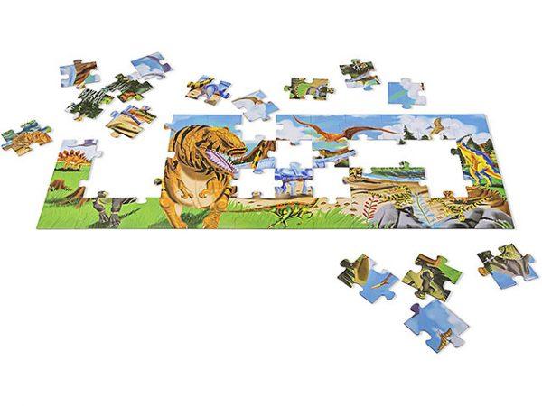 puzzles para promover el desarrollo normal de niños