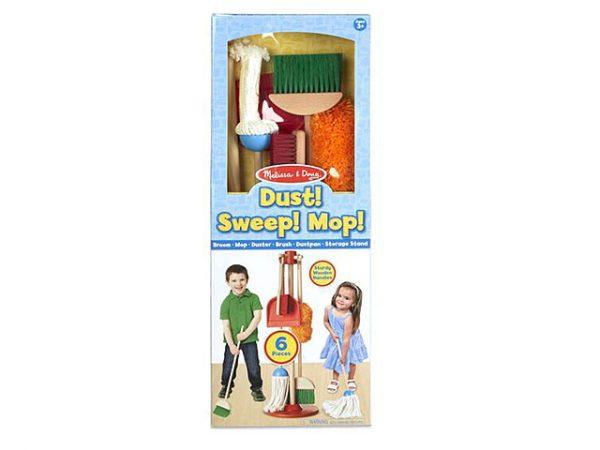 Juguemos a casitas con este set de limpieza